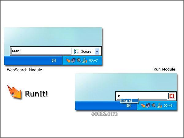 RunIt! Screenshot
