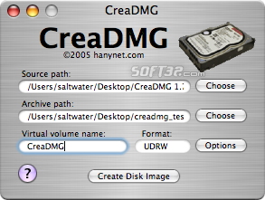 CreaDMG Screenshot