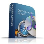 Magicbit DVD to Audio Ripper Screenshot