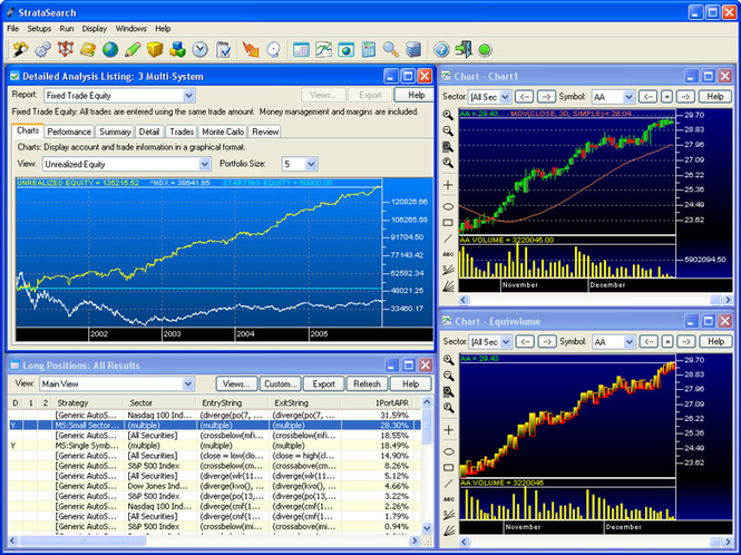 StrataSearch Screenshot