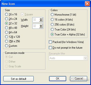 Sib Icon Editor Screenshot 3