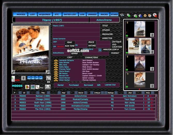 Movies Database Screenshot 3