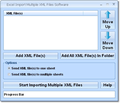 Excel Import Multiple XML Files Software 1