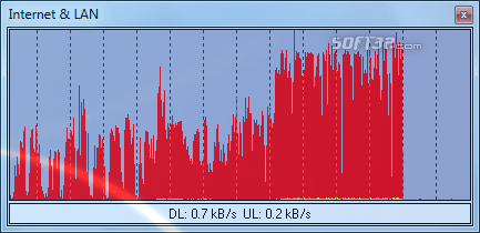 MING Bandwidth Monitor Screenshot 4