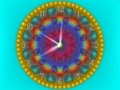2D_Gold_Clock Screensaver 1
