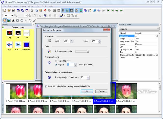 MotionGIF Screenshot 6