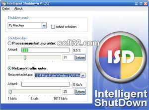 Intelligent Shutdown Screenshot 2