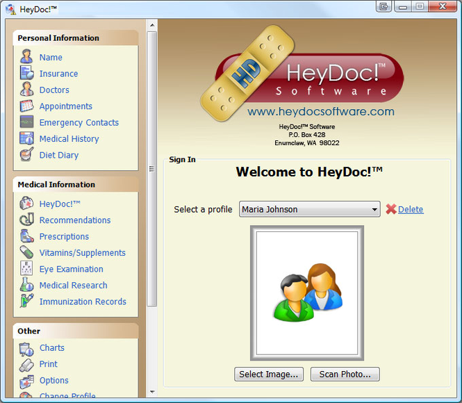 HeyDoc! Screenshot 1