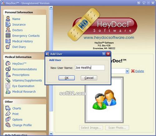 HeyDoc! Screenshot 2