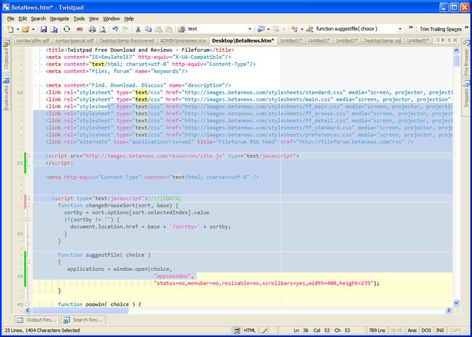 Twistpad Screenshot 3