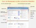 uCertify MCSE-2000 to 2003 (70-296) exam 1