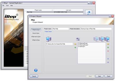 Instant Replicator Screenshot 1