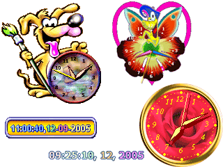NM Clock Reminder Screenshot