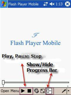 Flash Player Mobile Screenshot 3