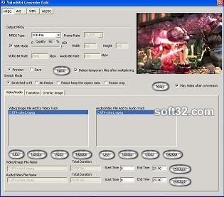 VISCOM Video Edit Converter Pro Screenshot 3