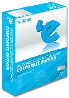 eScan Corporate Edition Screenshot
