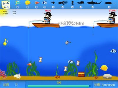 Crazy Fishing Multiplayer Screenshot 2