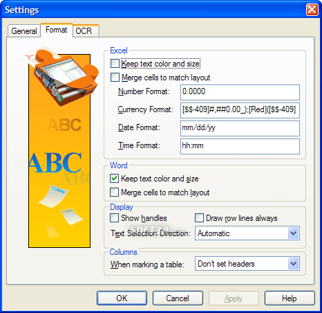 PDF2XL: Convert PDF to Excel Screenshot 3