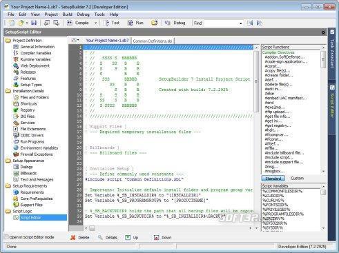 SetupBuilder Screenshot 8