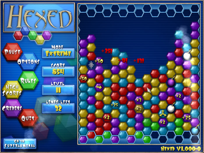 Hexed Screenshot 1