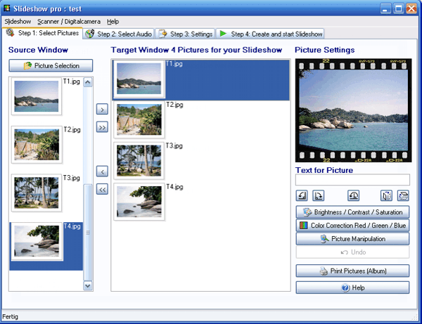 Slideshow XL Screenshot 1