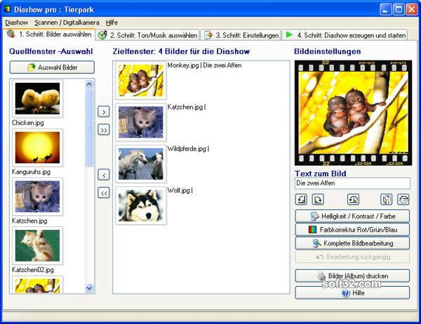 Fotoarchiv Plus Screenshot 3