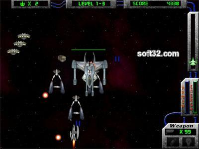 Galaxy Guard Screenshot 1