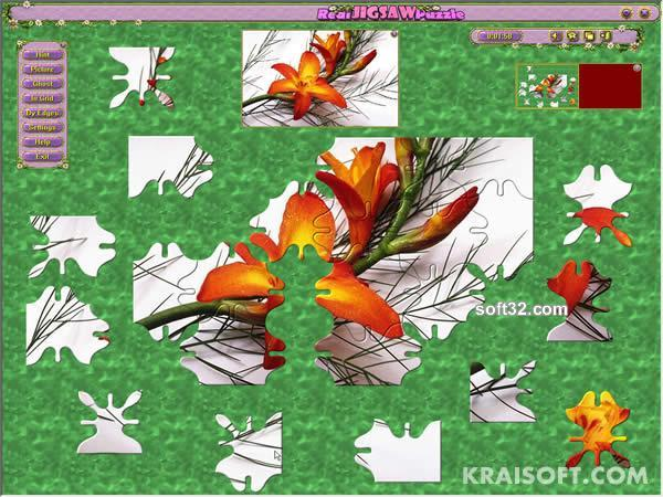 Real Jigsaw Puzzle Screenshot 2