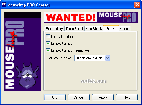 MouseImp Pro Live! Screenshot 6