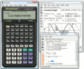 DreamCalc DCG Graphing Calculator 1