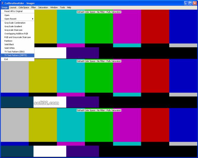 CalibrationAider (For Windows) Screenshot 5