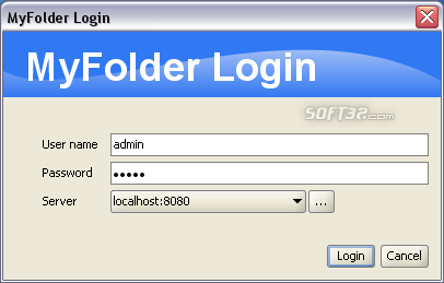 MyFolder Screenshot 3
