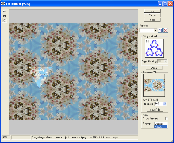 Tile Builder Screenshot 1