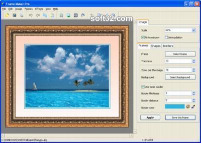 Frame Maker Pro Screenshot 3