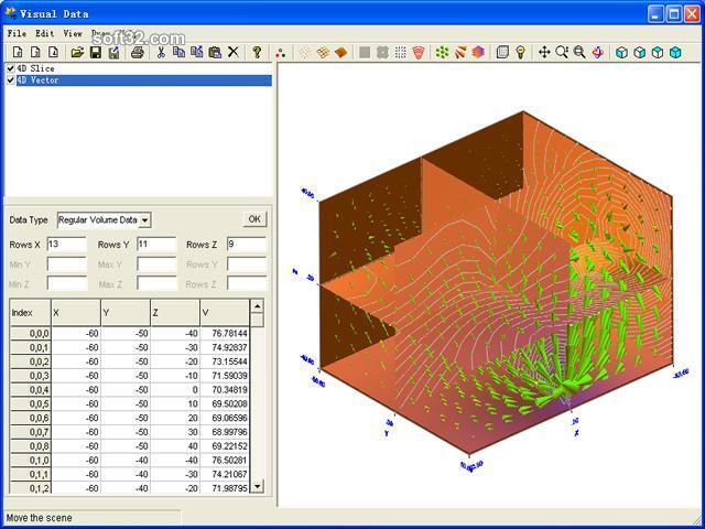 Visual Data Screenshot 2
