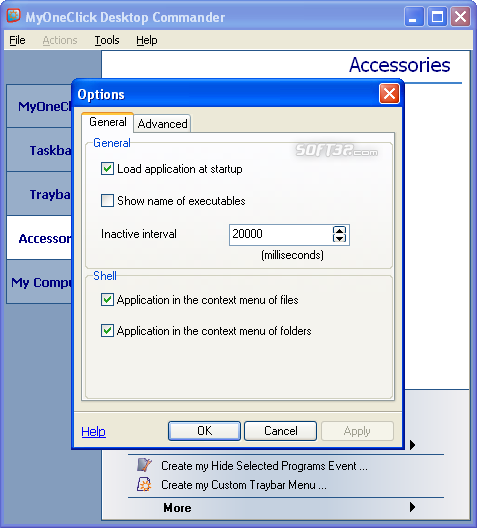 Innovatools Desktop Commander Screenshot 4