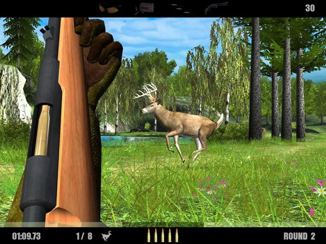 Deer Drive Screenshot