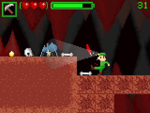 Cave Jumper Screenshot