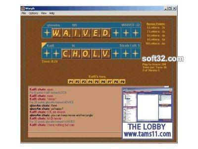 Tams11 Worph Screenshot 3