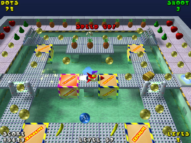 PacRush Screenshot