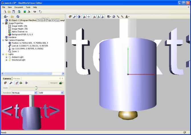 RealWorld Icon Editor Screenshot 3