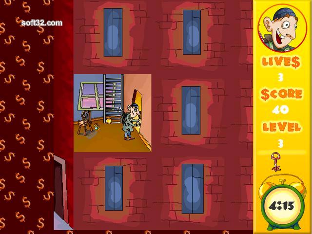 Burglars Adventure Screenshot