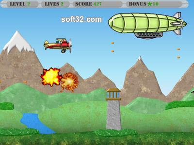 Brave Plane Screenshot 2