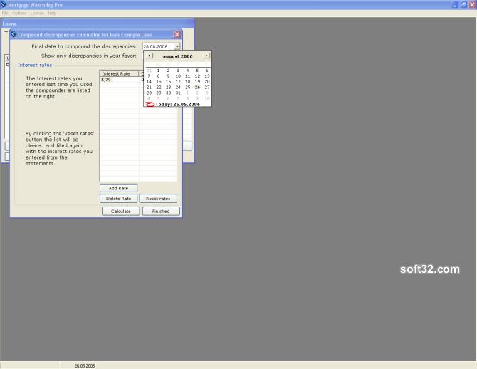 Mortgage Watchdog Pro Screenshot 3