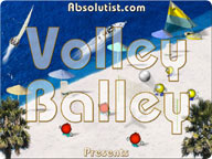 Volley Balley Screenshot 1