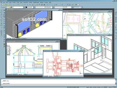 progeCAD 2009 Professional IntelliCAD Screenshot 2