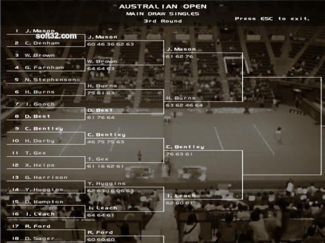 Dream Match Tennis Pro Screenshot 2