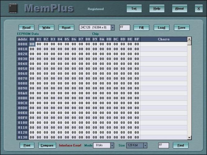 MemPlus Screenshot 1
