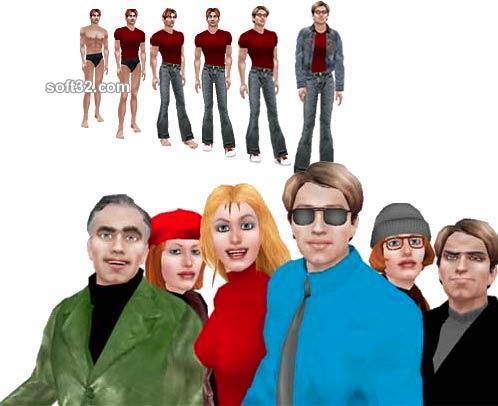 moove online 3D World Screenshot 3