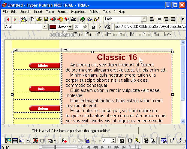 HyperPublish - Web CD product catalog Screenshot 4